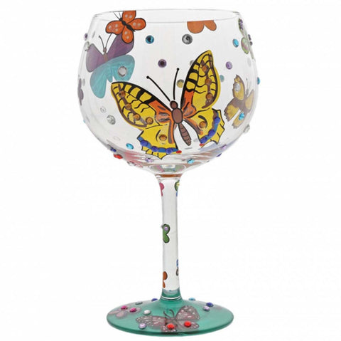Lolita BUTTERFLIES GIN GLASS 6005668