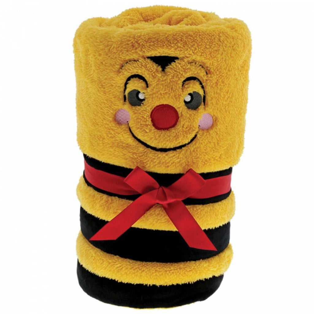 Snowpinions BUMBLE BEE SNOWTHROW Fleece Blanket 6004986