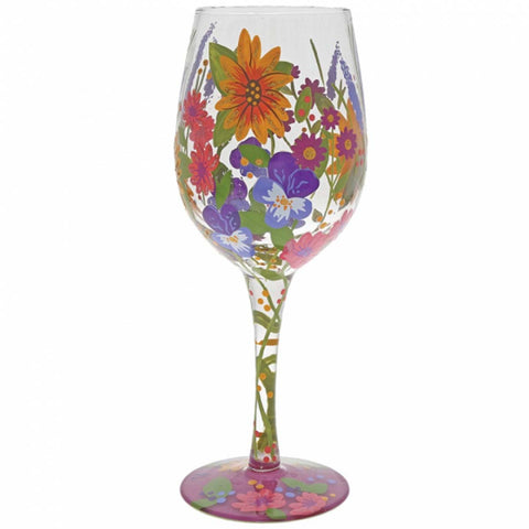 Lolita IN THE GARDEN WINE GLASS 6006284