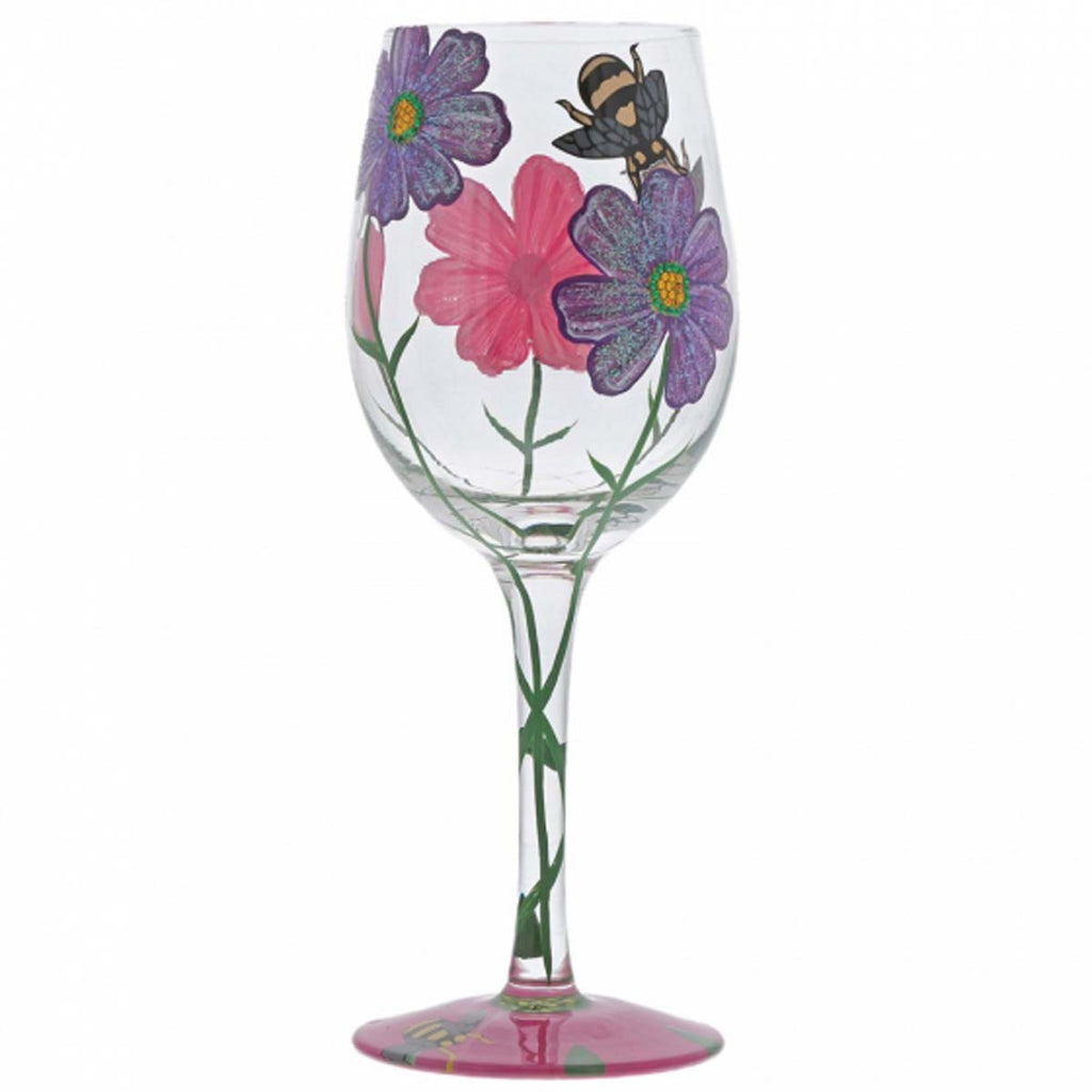 Lolita MY DRINKING GARDEN WINE GLASS 6006288