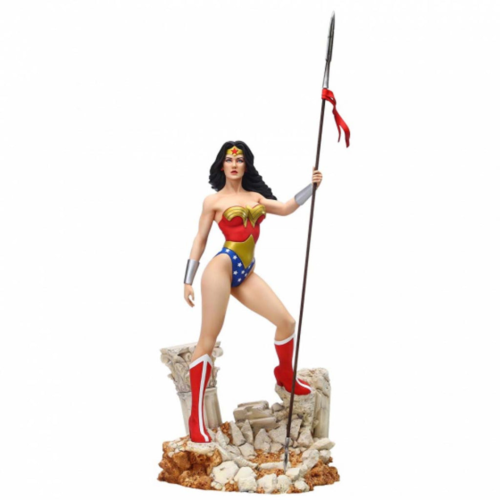 Grand Jester Studios WONDER WOMAN FIGURINE 6004980