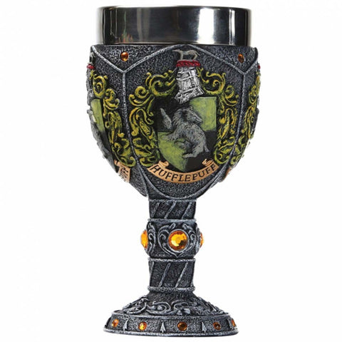 Wizarding World of Harry Potter HUFFLEPUFF DECORATIVE GOBLET 6005061
