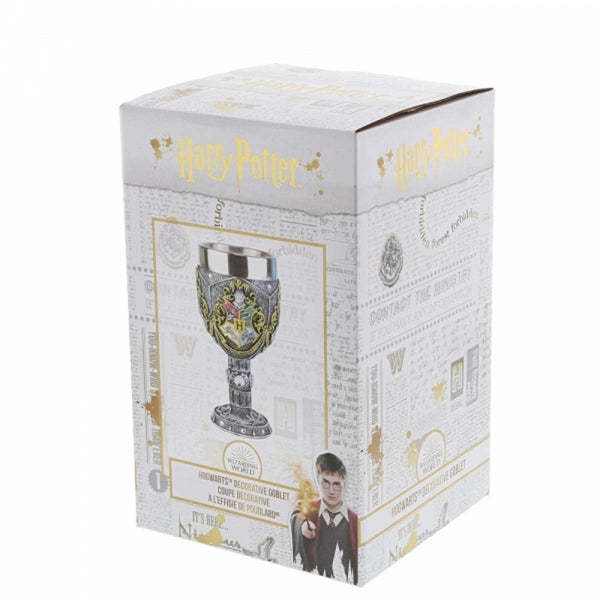 Wizarding World of Harry Potte HOGWARTS DECORATIVE GOBLET 6005062