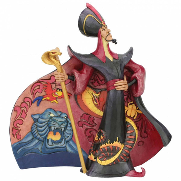 Disney Traditions VILLAINOUS VIPER JAFAR 6005968
