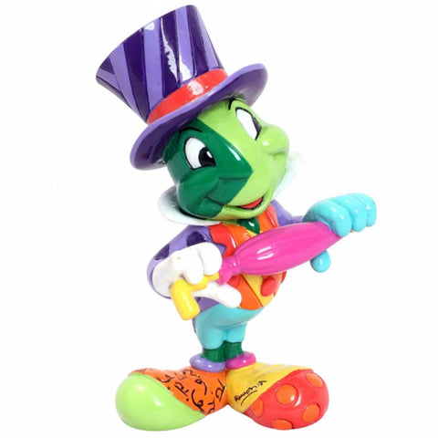Disney BRITTO Collection JIMINY CRICKET MINI FIGURINE 6006087