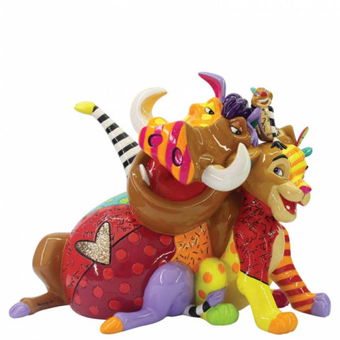 Disney BRITTO Collection THE LION KING FIGURINE 6006084