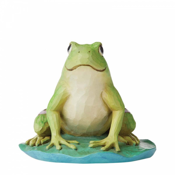 Heartwood Creek by Jim Shore FROG MINI FIGURINE 6006448