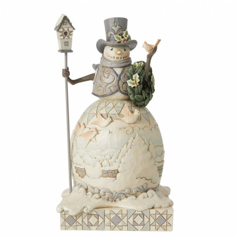 Heartwood Creek by Jim Shore WW SNOWMAN FIG 6006577