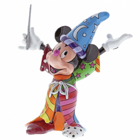 Disney BRITTO Collection SORCERER MICKEY FIGURINE 4030815