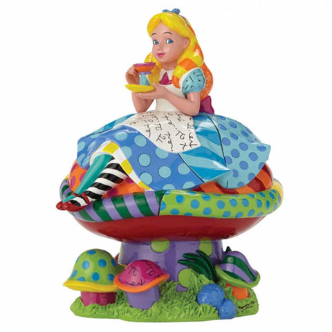 Disney BRITTO Collection ALICE IN WONDERLAND 4049693