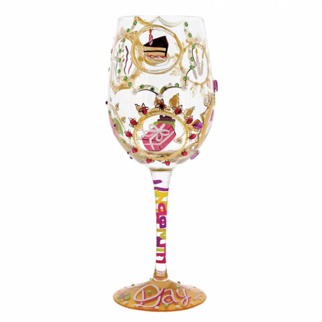 Lolita QUEEN FOR A DAY WINE GLASS 4054095