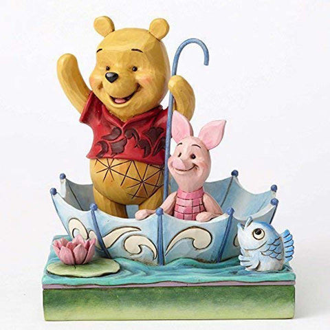 Disney Traditions Winnie The Pooh 50 YEARS OF FRIENDSHIP  4054279