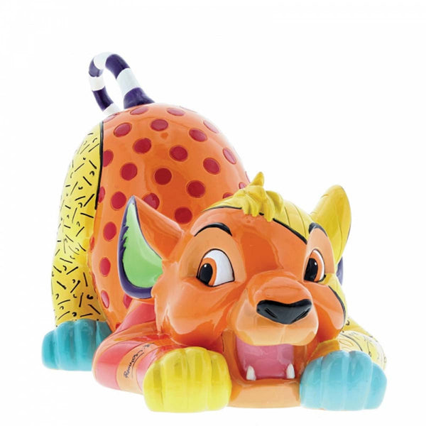 Disney BRITTO Collection SIMBA FIGURINE 4058175