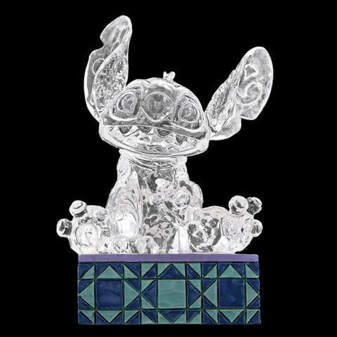 Disney Traditions Ice Bright Stitch Figurine