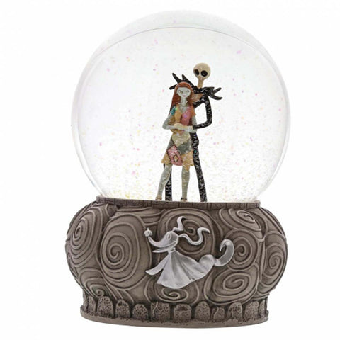 Disney Showcase Collection Nightmare Before Christmas JACK & SALLY WATERBALL 4060078