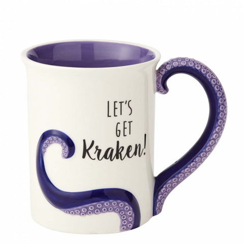 Our Name Is Mud KRAKEN SCULPTED MUG 6000550