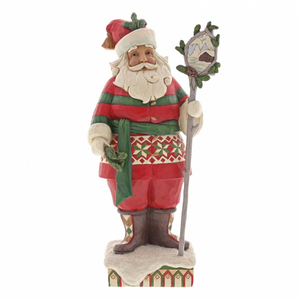 Jim Shore WONDER IN THE WILDERNESS Christmas Decoration 6001469