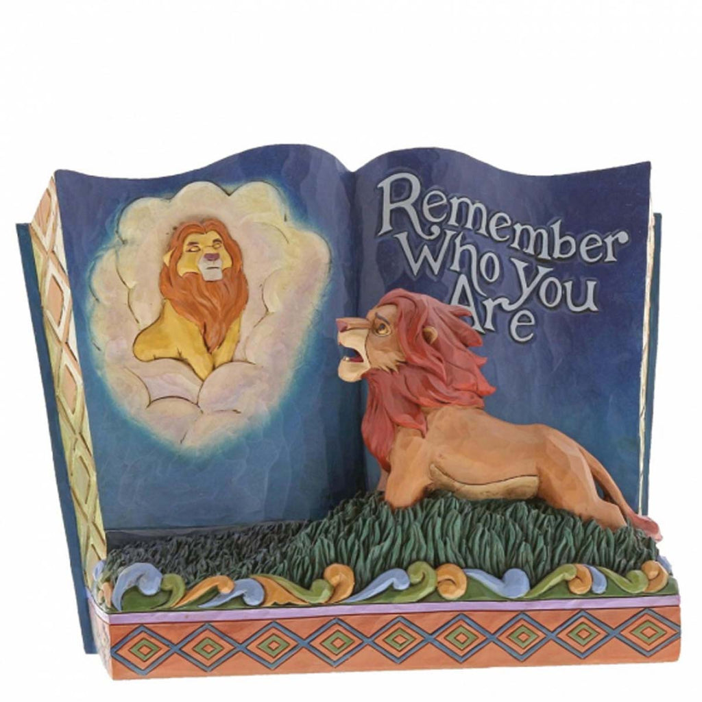 Disney Traditions REMEMBER WHO YOU ARE LION KING 6001269