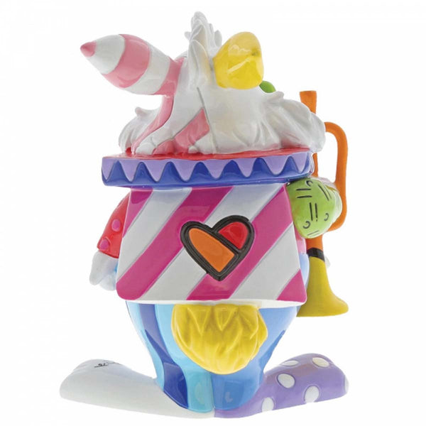 Disney BRITTO Collection WHITE RABBIT MINI FIGURINE 6001310