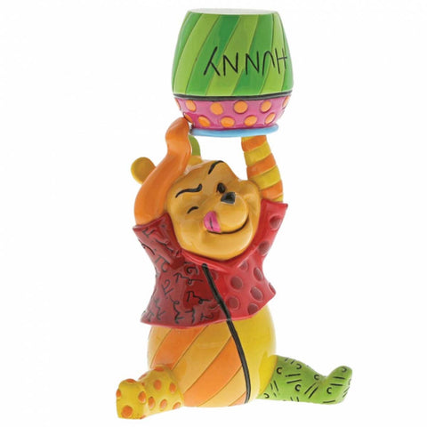 Disney BRITTO Collection WINNIE THE POOH AND HONEY MINI 6001308