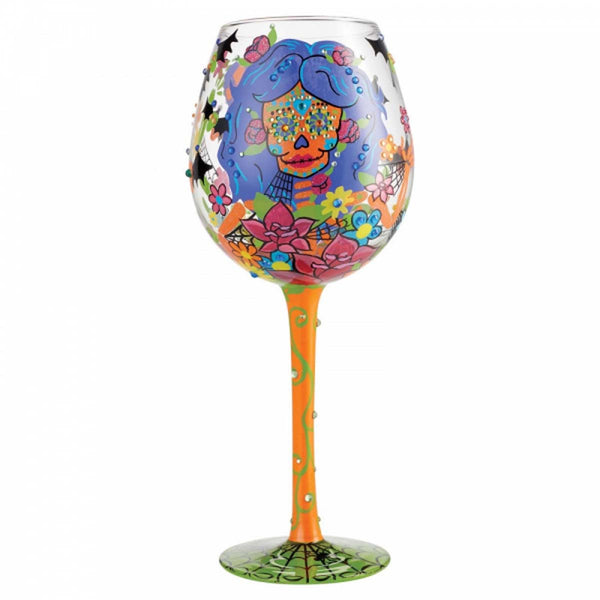 Lolita SUPERBLING SUGAR SKULLS WINE 6002982