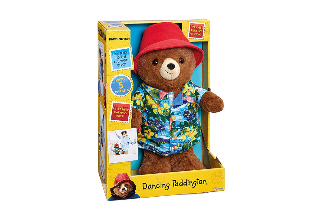 Rainbow Designs Dancing Paddington 35cm