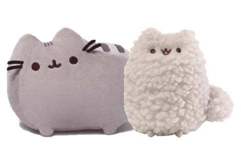 Pusheen Medium and Stormy Medium Set of 2 New With Tags