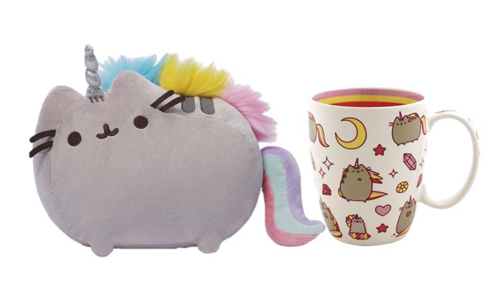Pusheenicorn with Pusheen Magical Mug New With Tags