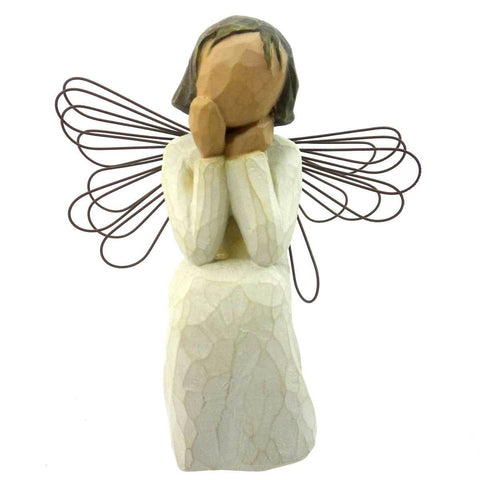 Willow Tree FIGURINE ANGEL OF CARING 26079