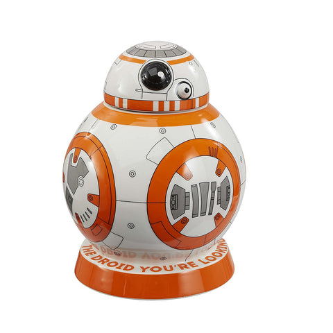 Star Wars BB-8 Cookie Jar With Sound