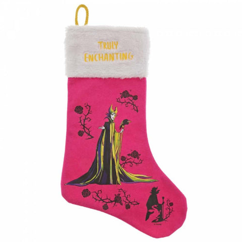 Enesco TRULY ENCHANTING STOCKING  POLYESTER  A30232