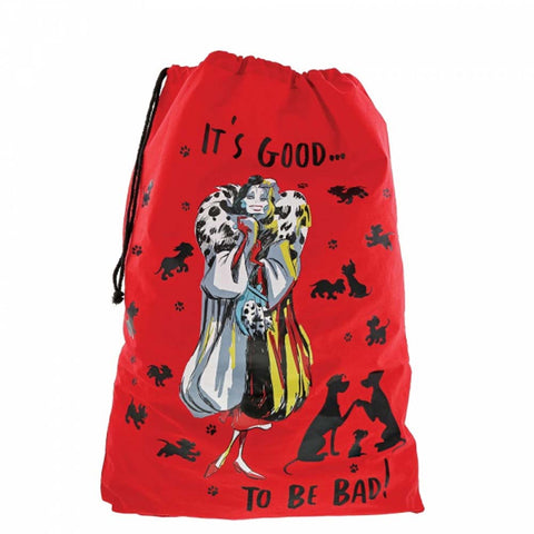Enesco IT'S GOOD TO BE BAD SACK COTTON A30237