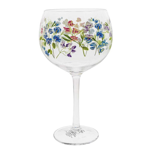 Ginology SWEET PEA COPA GIN GLASS A30417