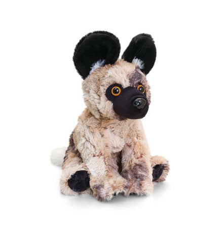 Keel Toys AFRICAN HUNTING DOG 20cm SW1551