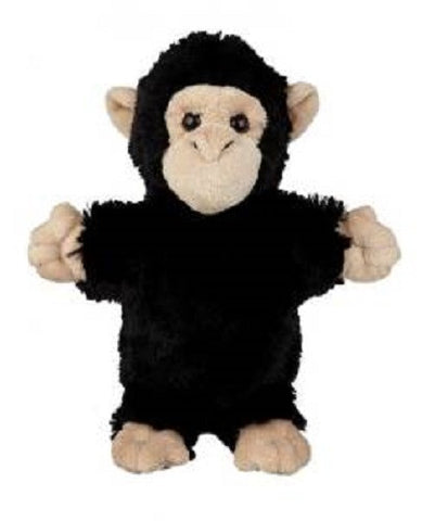 Ravensden Collection Chimpanzee Glove Hand Puppet Soft Toy 27cm