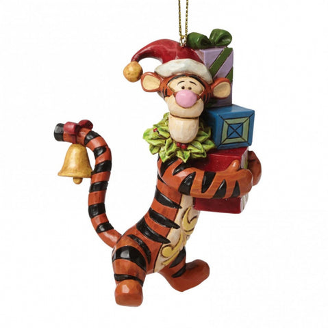 DISNEY TRADITIONS TIGGER HANGING ORNAMENTA27552