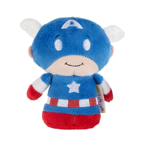 Hallmark Marvel Captain America Itty Bitty Soft Toy 11cm