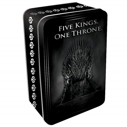 Game of Thrones Five Kings Metal Storage Box