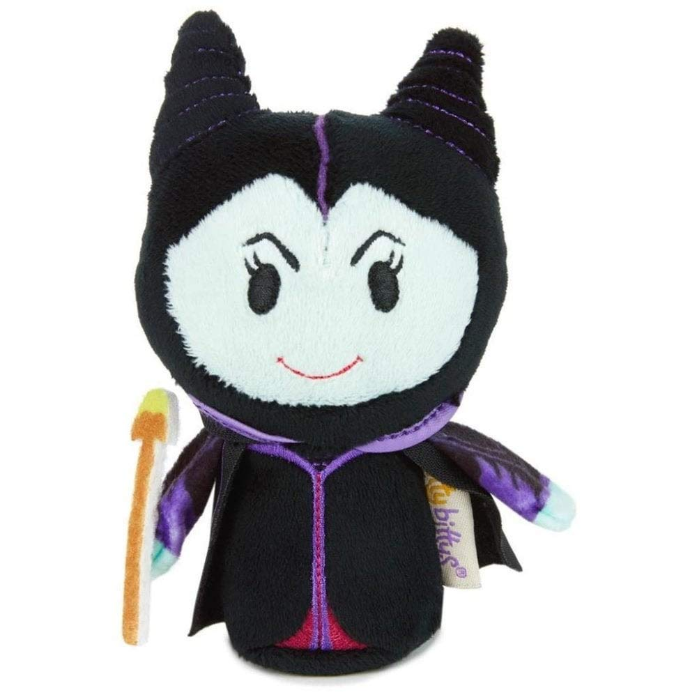 Disney Maleficent Itty Bitty Soft Toy New with Tags