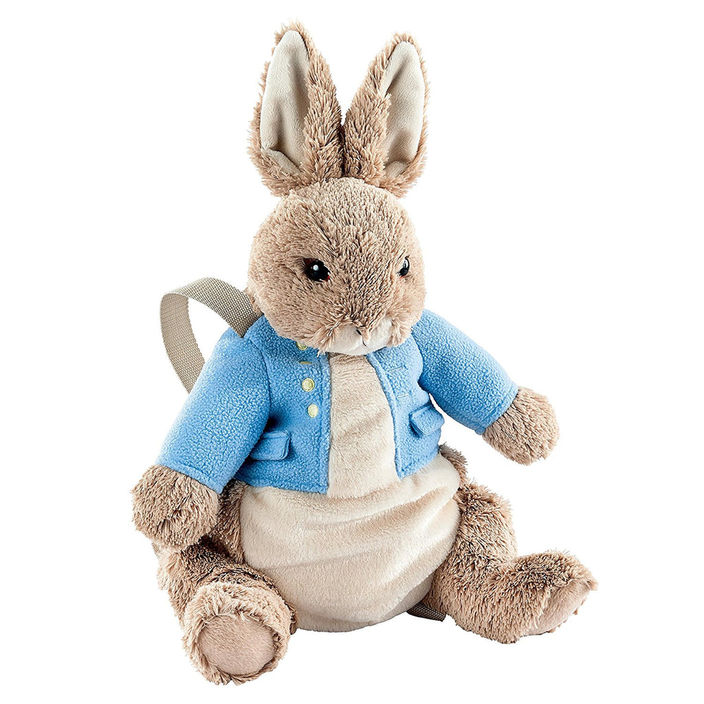 Beatrix Potter Plush Peter Rabbit Plush and Backpack