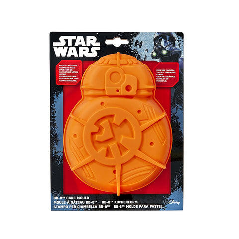 Star Wars BB-8 Silicone Cake Mould Orange