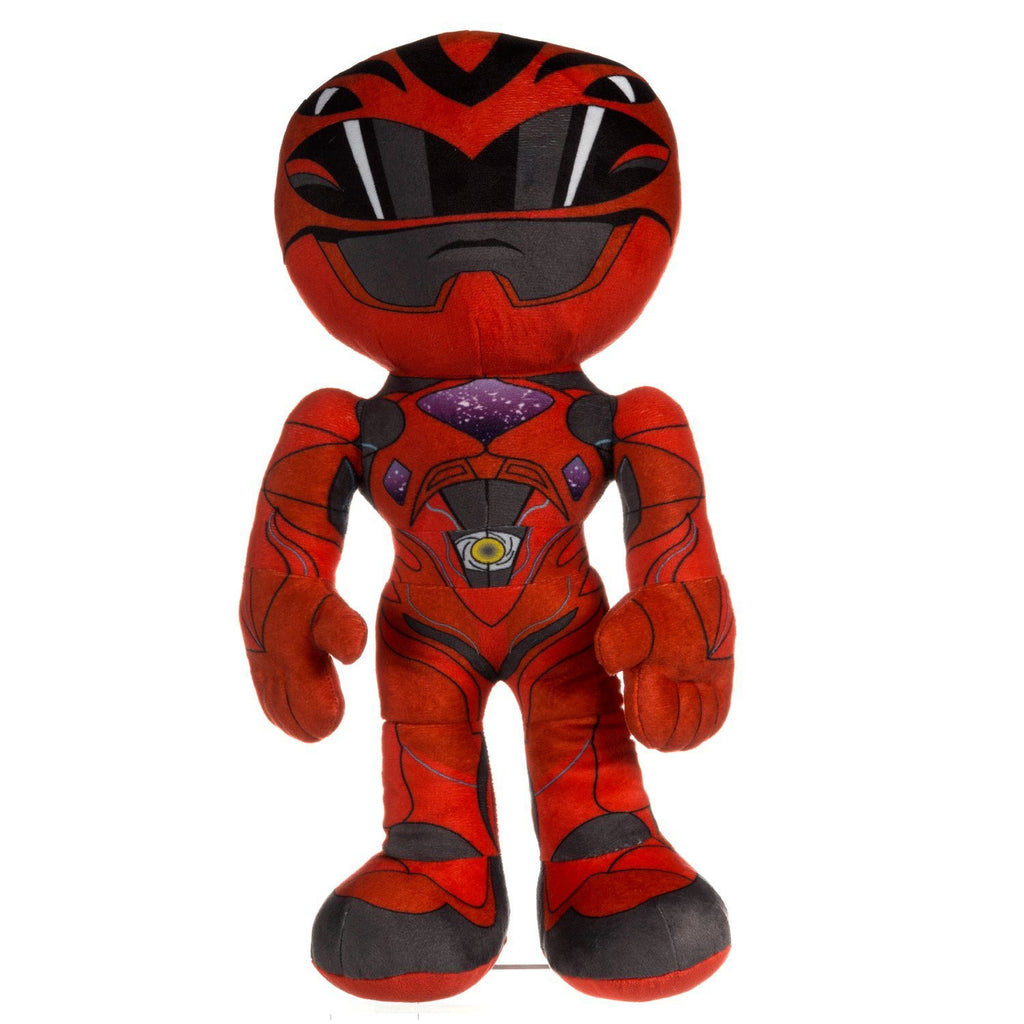 Power Rangers Red Ranger Soft Toy 49cm
