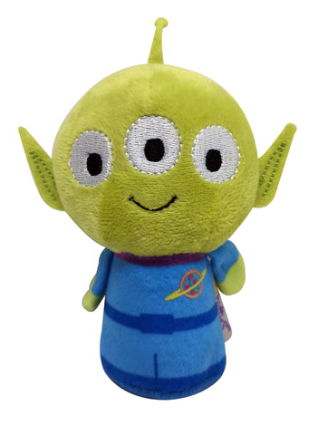 Disney Toy Story Itty Bitty Alien Soft Toy 11cm New
