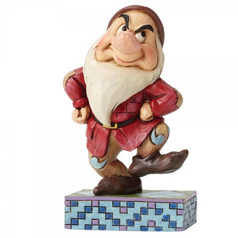 Disney Traditions Grumpy Jig Figurine 10cm