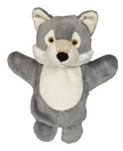Ravensden Collection Wolf Glove Hand Puppet Soft Toy 27cm