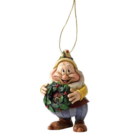 Disney Traditions Happy Dwarf Christmas Hanging Ornament