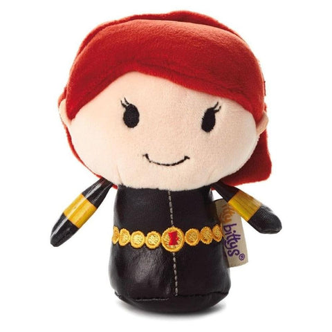 Marvel Black Widow Itty Bitty soft toy