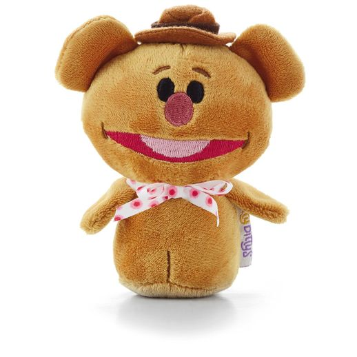 The Muppets Fozzie Itty Bitty Soft toy