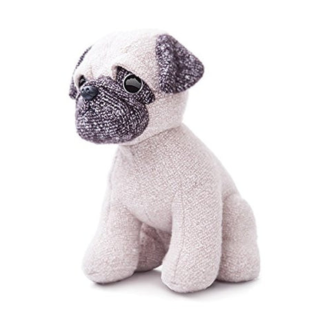 Aurora Fabbies Pug Soft Toy 28cm