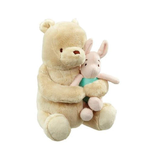 Classic Pooh and Piglet Lullaby Toy Rainbow Designs